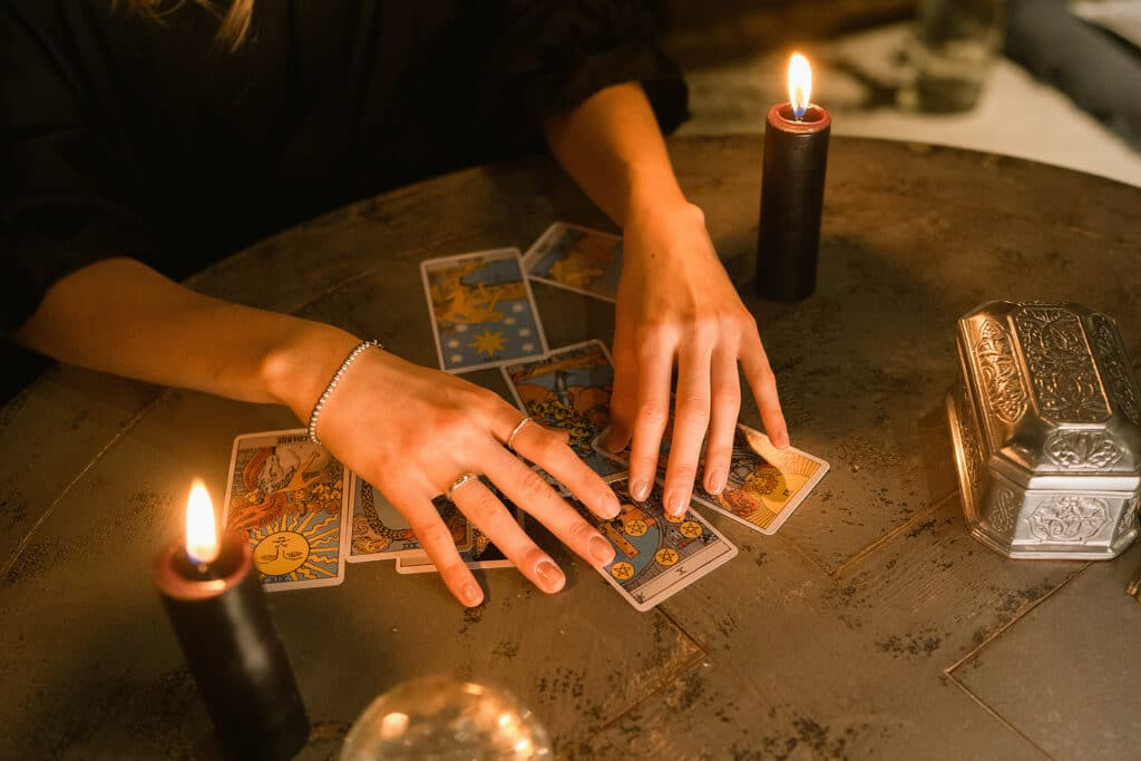 Activists can use tarot cards for social justice to intuit our next steps in the struggle.