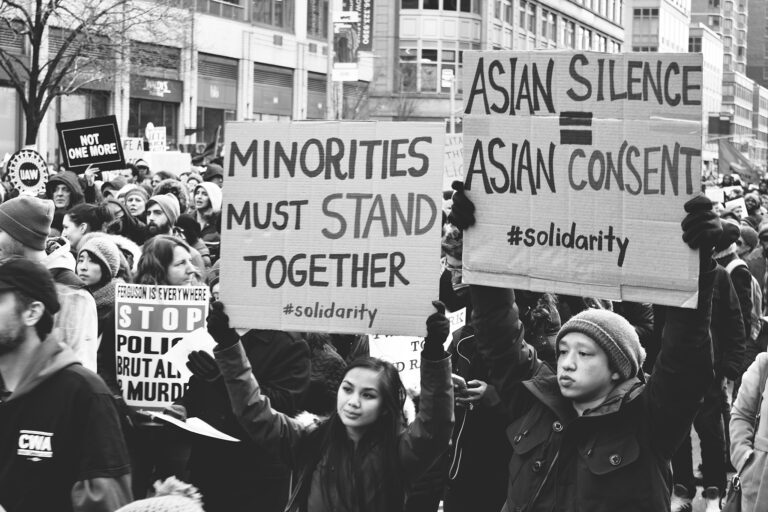 From Yellow Peril to Model Minority: Asians Resist!
