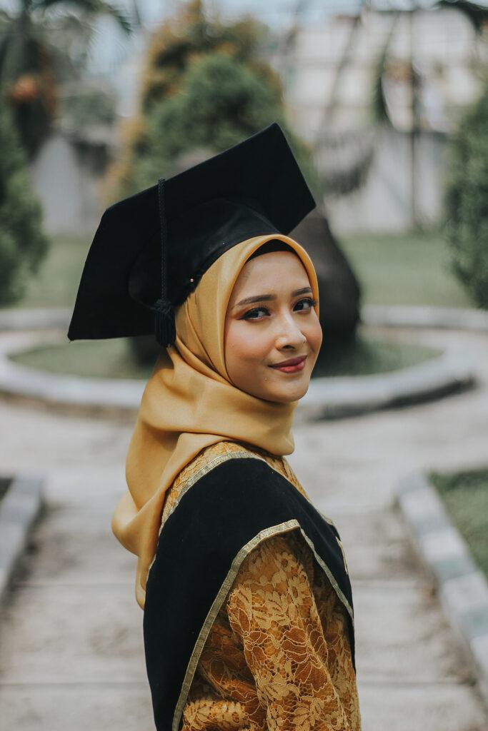 muslim woman phd